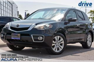 Used 2011 Acura RDX Base Bluetooth Leather Upholstery Rearview Camera for sale in Pickering, ON