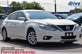 Used 2016 Nissan Altima 2.5 Rearview Camera|Bluetooth|USB Ports for sale in Scarborough, ON