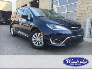 Used 2017 Chrysler Pacifica Touring-L for sale in Calgary, AB