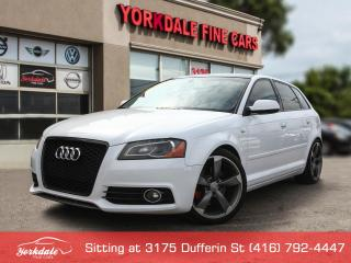 Used 2011 Audi A3 2.0T S Line. Quattro. Panoramic. Navigation. MUST SEE for sale in Toronto, ON