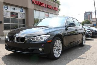 Used 2014 BMW 328i xDrive Luxury Line. Navigation. Non Accidents for sale in Toronto, ON
