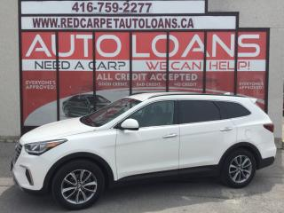 Used 2017 Hyundai Santa Fe XL Base WE APPROVE ALL CREDIT for sale in Scarborough, ON