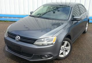Used 2013 Volkswagen Jetta Comfortline *TDI DIESEL* for sale in Kitchener, ON