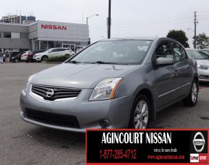 Used 2010 Nissan Sentra 2.0 S |AS-IS SUPERSAVER| for sale in Scarborough, ON