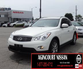 Used 2015 Infiniti QX50 AWD|BACKUP CAMERA|LEATHER|SUNROOF| for sale in Scarborough, ON