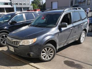 Used 2011 Subaru Forester 2.5 X Touring Package CERTIFIED for sale in Waterloo, ON