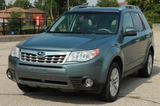 Used 2012 Subaru Forester 2.5X Touring ONLY 63K | MINT MINT MINT | CERTIFIED for sale in Waterloo, ON