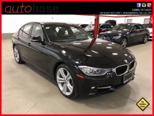 Used 2015 BMW 3 Series SPORT NAVIGATION PREMIUM for sale in Woodbridge, ON