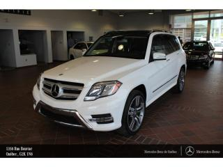 Used 2014 Mercedes-Benz GLK-Class Glk250bt Awd, Toit for sale in Quebec, QC