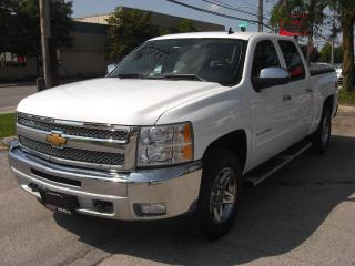 Used 2012 Chevrolet Silverado 1500 LT 4X4 CREW CAB for sale in London, ON