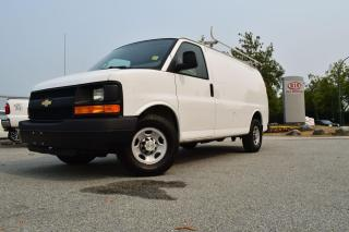 Used 2014 Chevrolet Express CARGO VAN/RWD for sale in Quesnel, BC
