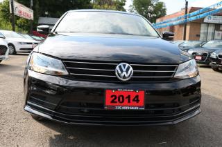 Used 2014 Volkswagen Jetta Trendline ACCIDENT FREE for sale in Brampton, ON