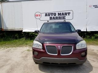 Used 2008 Pontiac Montana w/1SC for sale in Barrie, ON