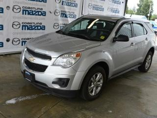 Used 2012 Chevrolet Equinox LS-Perfect Family vehicle! for sale in Campbell River, BC