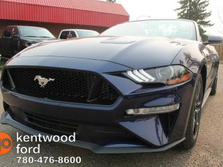New 2019 Ford Mustang GT, PREMIUM, 5.0L V8, 400a pkg, NAV, 10 spd Auto, Reverse Camera, LEATHER for sale in Edmonton, AB