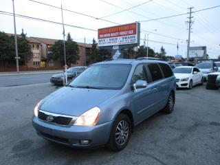 Used 2011 Kia Sedona EX w/Pwr Pkg for sale in Toronto, ON