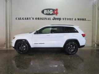 New 2018 Jeep Grand Cherokee Laredo for sale in Calgary, AB