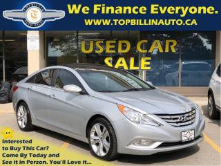 Used 2012 Hyundai Sonata 2.0T Limited, Pano Roof, Sunroof for sale in Concord, ON