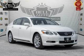 Used 2006 Lexus GS 300 NAVIGATION SUNROOF LEATHER BACK-UP CAMERA ALLOY WHEELS for sale in Toronto, ON