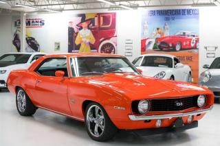Used 1969 Chevrolet Camaro SS 350 Rest-Mod 396 for sale in Paris, ON