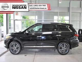 Used 2016 Infiniti QX60 AWD 4dr  - $296.12 B/W for sale in Mississauga, ON