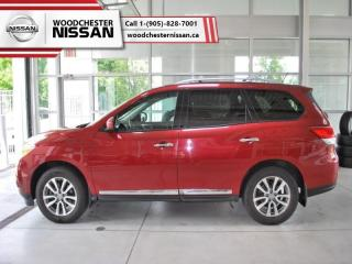 Used 2014 Nissan Pathfinder SL  - $163.32 B/W for sale in Mississauga, ON