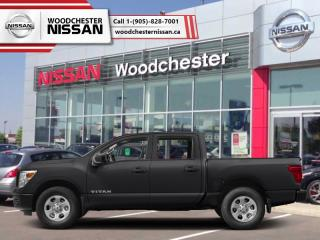 New 2018 Nissan Titan Midnight Edition  - Leather Seats - $358.10 B/W for sale in Mississauga, ON