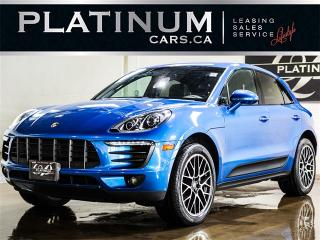 Used 2016 Porsche Macan S for sale in North York, ON