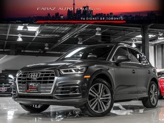 Used 2018 Audi Q5 S-LINE|TECHNIK|HUD|BLINDSPOT|ADAPTIVE CRUISE|NAVI|360CAM|FULLY LOADED for sale in North York, ON
