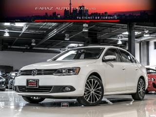Used 2014 Volkswagen Jetta TDI|NAVI|REAR CAM|PUSH START|ROOF|LEATHER|LOADED for sale in North York, ON