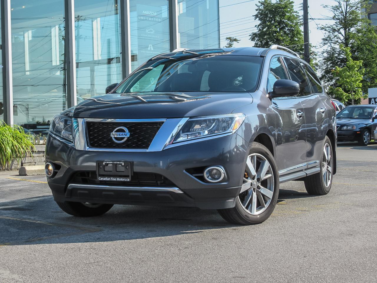 2014 Nissan Pathfinder PLATINUM\ AWD\ NAVIGATION