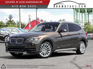 Used 2014 BMW X1 xDrive28i for sale in Stittsville, ON