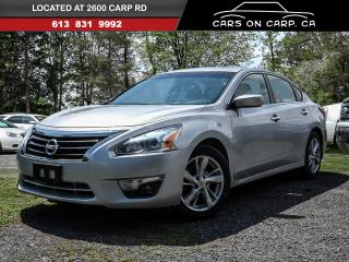 Used 2014 Nissan Altima for sale in Stittsville, ON