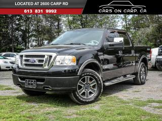 Used 2008 Ford F-150 XL SuperCrew 4WD for sale in Stittsville, ON