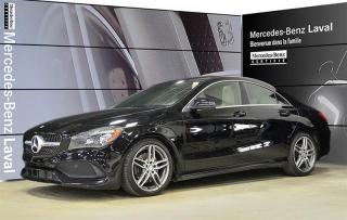Used 2017 Mercedes-Benz CLA250 Awd Coupe Toit Pano for sale in Laval, QC