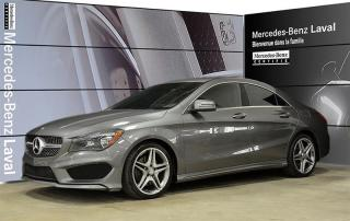 Used 2015 Mercedes-Benz CLA250 Awd Coupe Jantes Amg for sale in Laval, QC