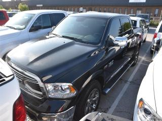 Used 2017 RAM 1500 Longhorn Limited, NAVI,SUNROOF, AIR RIDE SUSPENSIO for sale in Concord, ON