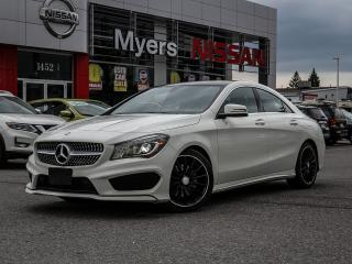 Used 2015 Mercedes-Benz CLA250 CLA250 4matic electric and heated seats, leather, nav, reverse camera, moonroof, CD, Bluetooth, intelligent key for sale in Orleans, ON