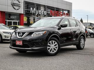 Used 2015 Nissan Rogue S reverse camera, power locks, A/C, CD, Bluetooth for sale in Orleans, ON