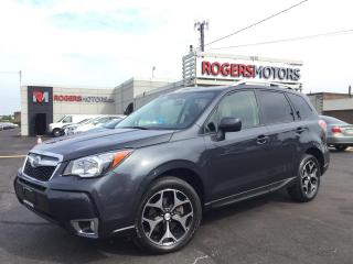 Used 2015 Subaru Forester 2.0XT - PANO ROOF - LEATHER for sale in Oakville, ON