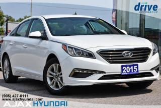 Used 2015 Hyundai Sonata GL for sale in Ajax, ON