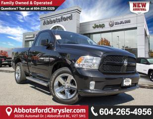 Used 2016 RAM 1500 ST *ACCIDENT FREE* *LOCALLY DRIVEN* for sale in Abbotsford, BC