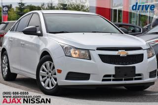 Used 2011 Chevrolet Cruze LS*GREAT CONDITION! for sale in Ajax, ON