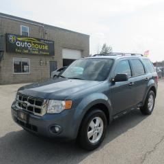 Used 2012 Ford Escape XLT LIMITED, AWD, LEATHER, SUNROOF. for sale in Newmarket, ON