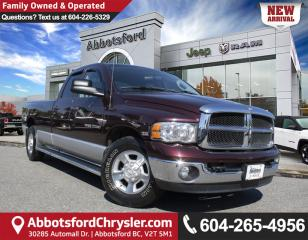 Used 2004 Dodge Ram 2500 SLT/Laramie *WHOLESALE DIRECT* for sale in Abbotsford, BC