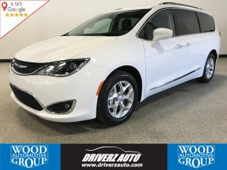 Used 2017 Chrysler Pacifica Touring-L Plus 7 PASSENGER, PANORAMIC SUNROOF, BLIND SPOT MONITORING for sale in Calgary, AB
