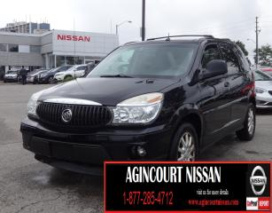 Used 2006 Buick Rendezvous CXL LEATHER|DVD|AS-IS SUPER SAVER for sale in Scarborough, ON