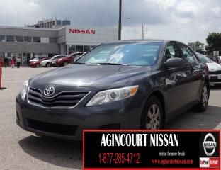 Used 2011 Toyota Camry LE NAVIGATION|REAR PARKING SENSORS|CRUISE CONTROL| for sale in Scarborough, ON