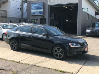 Used 2012 Volkswagen Jetta Highline/Manual/ Navi for sale in Kitchener, ON