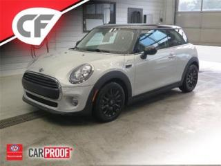 Used 2016 MINI Cooper for sale in Lévis, QC